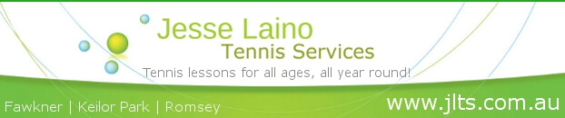 Jesse Laino Tennis Services | jlts.com.au