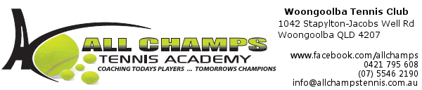 All Champs Tennis Academy