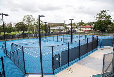 Roy Emerson Tennis Centre